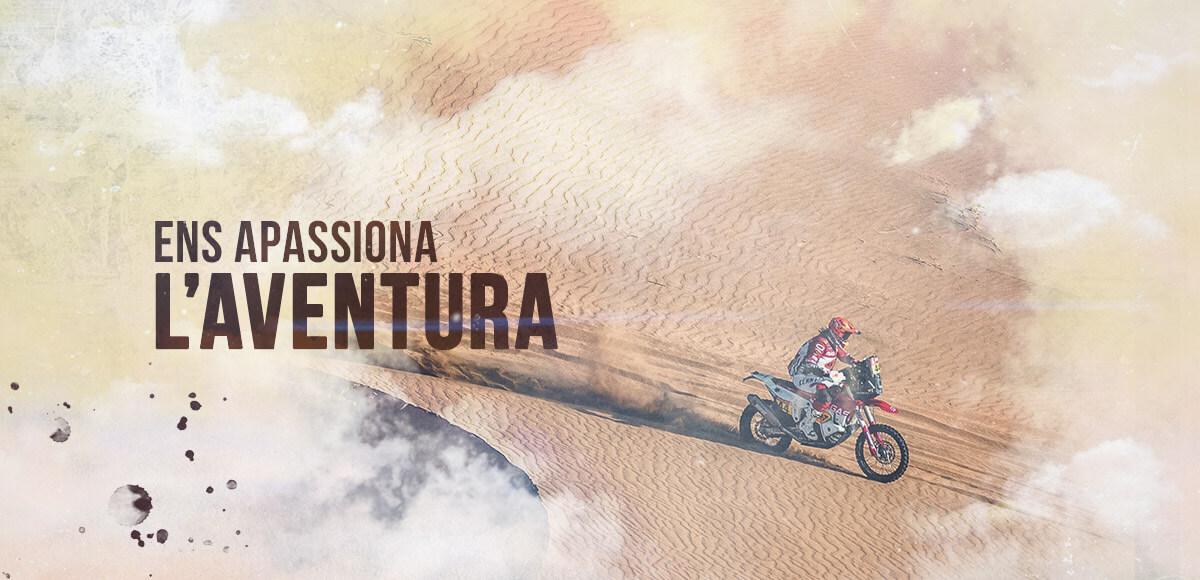 Nos apasiona la aventura