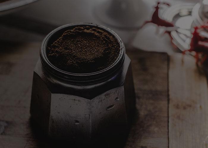 Cómo quitar manchas de café