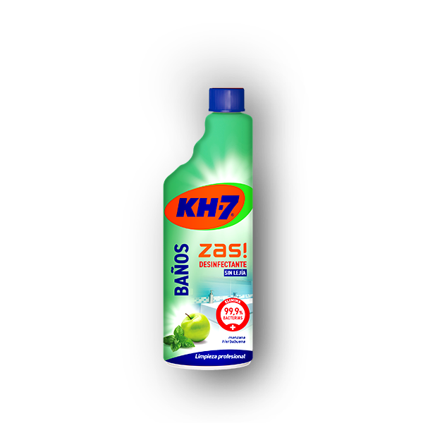 Pack KH7 ZAS! Baños