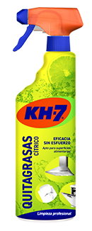 Pack KH-7 Quitagrasas Cítrico