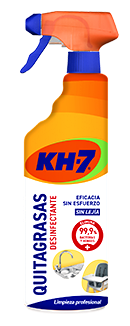 Pack KH-7 Quitagrasas Desinfectante