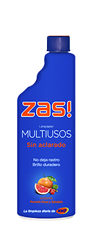 Pack ZAS! Multiusos Format Recharge