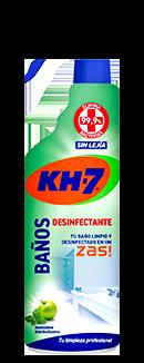 Pack KH-7 Baños Desinfectante formato recambio