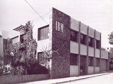 Primer edificio IRM Lloreda