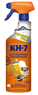 Pack KH7 Quitagrasas Antigrasas