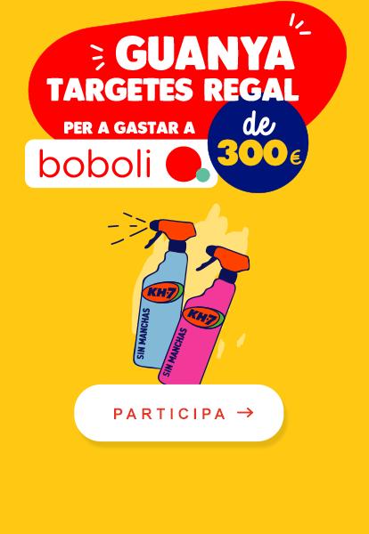 Promo KH-7 y Boboli