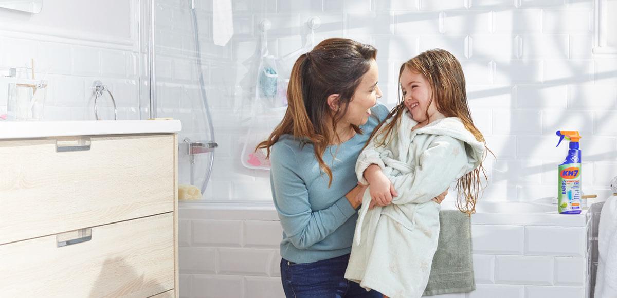 KH-7 Baños Desinfectante. La mejor solución de limpieza y desinfección