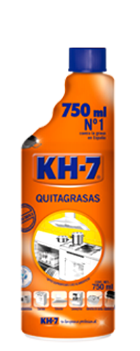 Pack KH7 Quitagrasas formato recambio