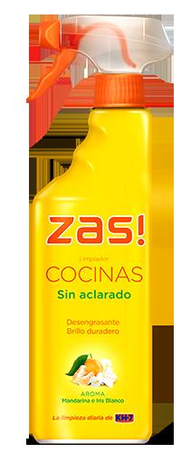 Pack ZAS! Cocinas
