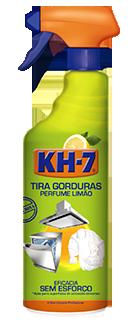 Pack KH7 Tira Gorduras Limão